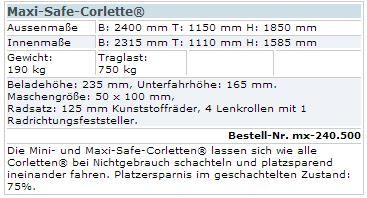 Maxi-Safe-Corlette