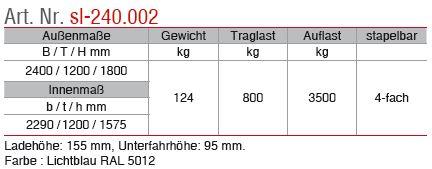 sl-240.002 Beschrieb